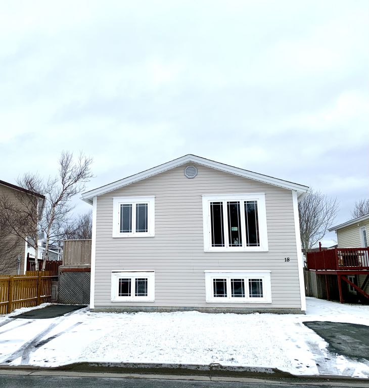 18a Whitely Drive , Mount Pearl