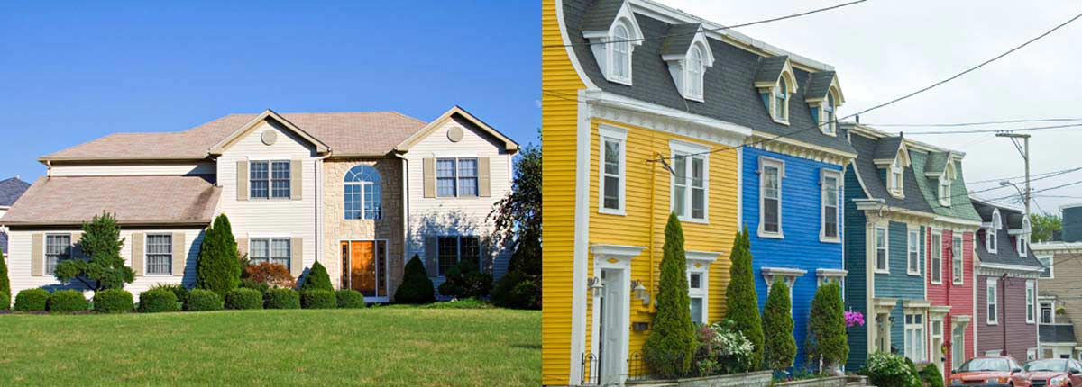 Rental Properties in St. John's, Mt. Pearl, CBS, Torbay and the Goulds